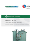 EPE POSEIDON - Model FIT - Bilge Oil Water Separator - Brochure