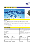 Filtralite - Model NC 1,5-2,5 mm - High Quality Expanded Clay Water Filter Media Datasheet