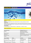 Filtralite - Model HC 0,8-1,6 mm - High Quality Expanded Clay Water Filter Media Brochure