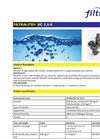 Filtralite - Model HC 2,5-5 - High Quality Expanded Clay Water Filter Media Datasheet