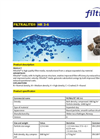 Filtralite - Model HR 3-6 mm - Uncrushed High Quality Expanded Clay Water Filter Media Datasheet