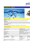 Filtralite - Model HR 4-8 mm - Uncrushed High Quality Expanded Clay Water Filter Media Datasheet