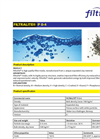 Filtralite - Model P 0-4 - High Quality Expanded Clay Water Filter Media Datasheet