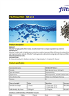 Filtralite - Model NR 2-4 - High Quality Expanded Clay Water Filter Media Datasheet
