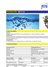 Filtralite - Model NR 4-10 - High Quality Expanded Clay Water Filter Media Datasheet