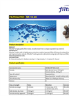 Filtralite - Model NR 10-20 - High Quality Expanded Clay Water Filter Media Datasheet