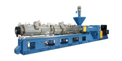 Model ES135C - Co-Rotating Double Screw Extruder