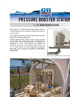 7x10 Above Ground Pressure Booster Stations Brochure