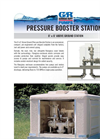 6x6 Above Ground Pressure Booster Stations Brochure
