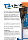 T2 T Series - Self-Priming Centrifugal Solids-Handling Pump - Brochure