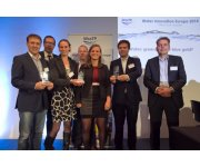 LG Sound receives WssTP Water Innovation Award with new MPC-Buoy