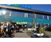Mayor of Zoetermeer Officially Opens New Office LG Sonic