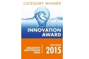 Chemical-free Algae Control Category Winner of the Aquatech Innovation Award 2015