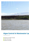 Algae Control in Wastewater Lagoons brochure