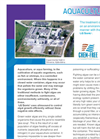 Aquaculture Brochure