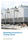 Biofouling Prevention in Cooling Towers brochure