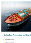 Biofouling Prevention on Ship Hulls - Brochure