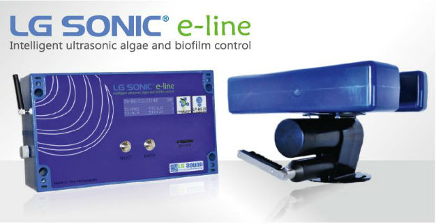 Advanced ultrasonic algae control