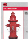 Model 129 - Hydrants Brochure