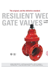 Model C509 - Resilient Wedge Gate Valve Brochure