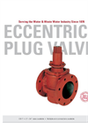 Model EPV - Eccentric Plug Valves Brochure