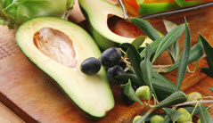 Reduced Fat Interference with Analysis of Pesticides in Avocados