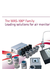 MAS-100 Family - Leading solutions for air monitoring Brochure