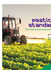 Pesticide Standards For Food and Environmental Analysis