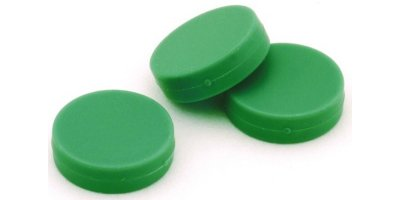 Model 28673-U - Molded Thermogreen LB-2 Septa, Solid Discs
