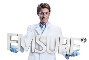 EMSURE - Reagents for Regulated and Demanding Applications