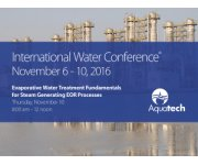 Aquatech Leads Two Workshops During The International Water Conference® (IWC)