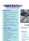 Aquatech WATERTRAK - Water Treatment Clarifier