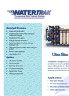 Aquatech Watertrak - Ultrafiltration Systems Brochure