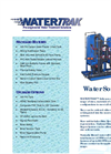 Aquatech WATERTRAK - - Water Softeners