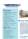 Aquatech WATERTRAK - Industrial Reverse Osmosis