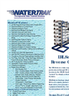 Aquatech WATERTRAK - LRL Series - Industrial Reverse Osmosis Systems