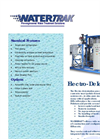 Aquatech Watertrak - Electro-DeIonization Process Brochure