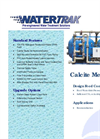 Watertrak - Calcite Media Filter Brochure