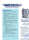 Watertrak - Model 46,000 ppm TDS - Seawater Reverse Osmosis (SWRO) Brochure