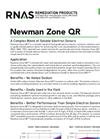 Newman Zone Model QR (Quick Release) Soluble Electron Donor for In Situ Bioremediation - Product Information Sheet