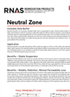 Neutral Zone - Insoluble Colloidal Buffer - Product Information Sheet