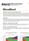 MicroBlend - Bioaugmentation Product - Product Information Sheet