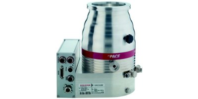 HiPace - Model 300 M with 700, DN 100 ISO-K - 5-Axis Magnetically Levitated Turbopump