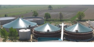 CENO  - Biogas Roof With Integrated Storage