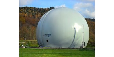 SATTLER - Model DMGS - Double Membrane Biogas Storage