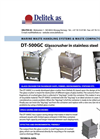 DT-500GC Glass Crusher Brochure