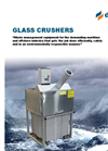 Delitek Glass Crushers Products Catalog