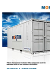 MORTIM - Containerized waste management station