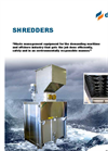 Model DT-575SR - Shredder  – Brochure
