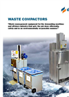 Model DT-1500MC - Multi-Fraction Waste Compactor – Brochure